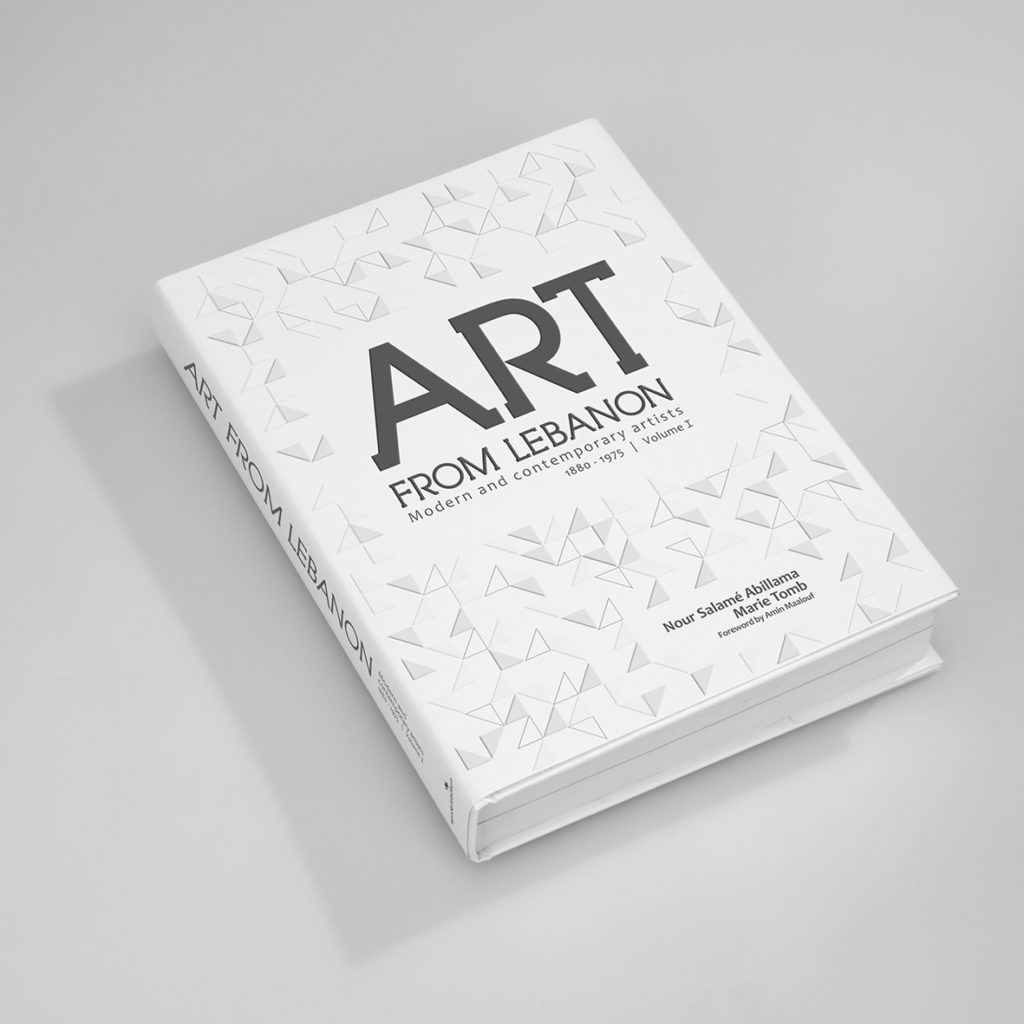 Tagbrands Global - Art From lebanon Gallery Book Design