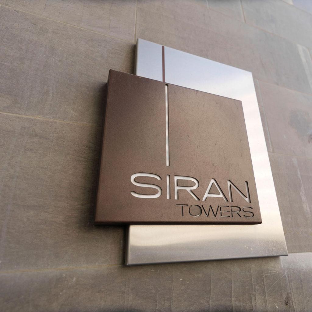 Tagbrands Global - Real Estate Branding Siran Towers Gallery